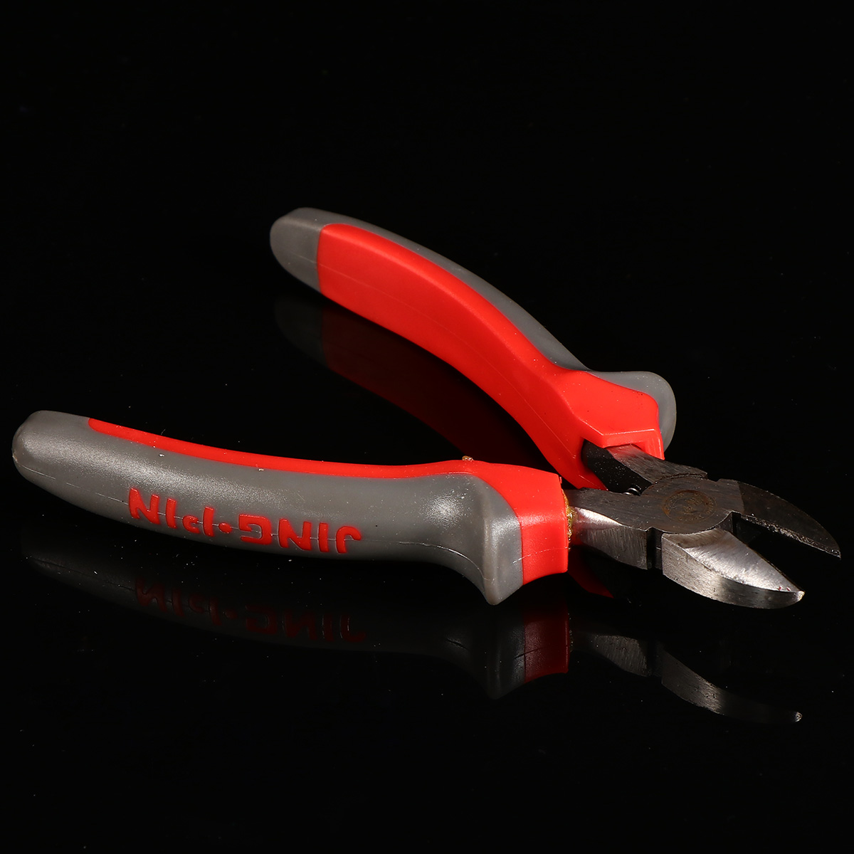 1PC Handheld High Leverage Pliers Short Jaw Side Snips Nippers Wire Cable Cutter