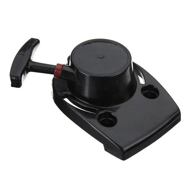 Черный пусковой стартер пусковой механизм для Gx35/140 кусторез Strimmer Hedge газонокосилка прочный