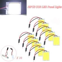 10x T10 24SMD светодиодный автомобилей плафон салона Панель совета лампы автомобиля аксессуары