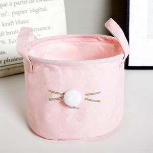 Hair Ball Cat Cloth Storage Ba