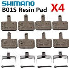 وسادة Pastiglie Shimano B01S Deore M315/M355/M395/M446/M575/M525/M486/M485/M445 أصلية