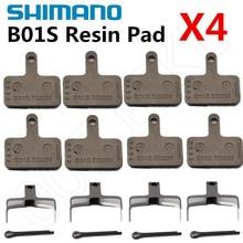 Pastiglie Shimano B01S PADS Deore MTB M315/M355/M395/M446/M575/M525/M486/M485/M445   originali