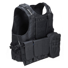 VIM Outdoor Military Tactical Vest Molle Combat Assault Plate Carrier Tactical Vest CS Outdoor Clothing Hunting Vest Nylon D40 multifunction cs tactical vest military adjustable combat assault plate carrier hunting field vest outdoor jungle equipment