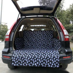 Image 3 - Longer Car Anti dirty Pad Automobile Trunk Mat O SHI CAR Dog Cat Waterproof Wear Cushion Mat