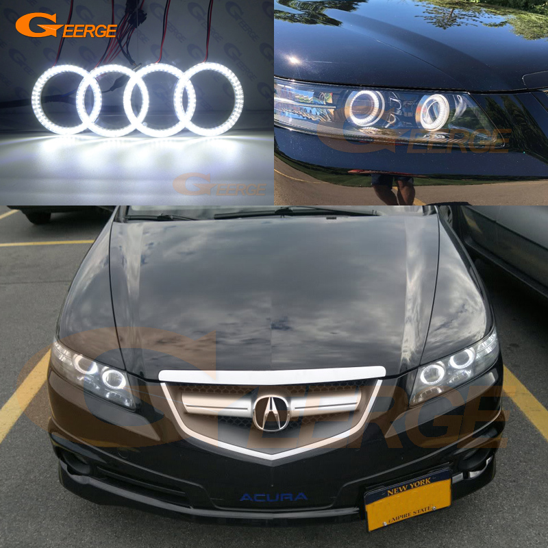 For Acura TL 2007 2008 Excellent Ultra Bright Illumination