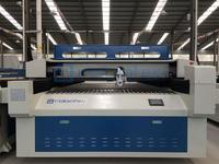 Mdf grosso e madeira e acrílico cnc aço cortador a laser 1325/co2 máquina de corte a laser preço/150 w preço da máquina a laser