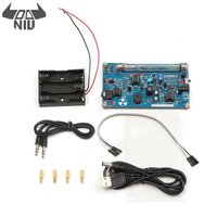 DANIU New Assembled DIY Geiger Counter Kit Nuclear Radiation Detector system Gamma Ray Build Monitoring Station
