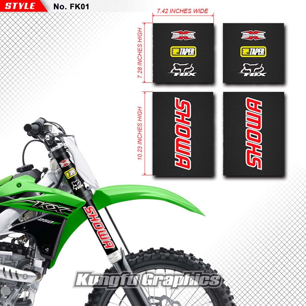 FASST FLEXX BAR PAD /& COVER HANDLEBAR KAWASAKI KFX450R KX125 KX250 GREEN