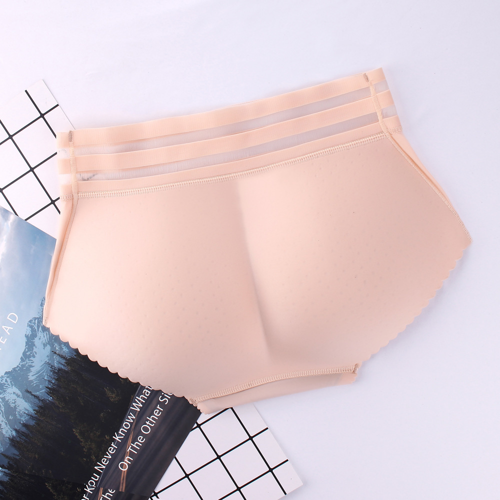 False Butt Underpants A Piece Type Nothing Hips Keep Warm Increase Buttocks Pad Thickening Lift Hips Underpants