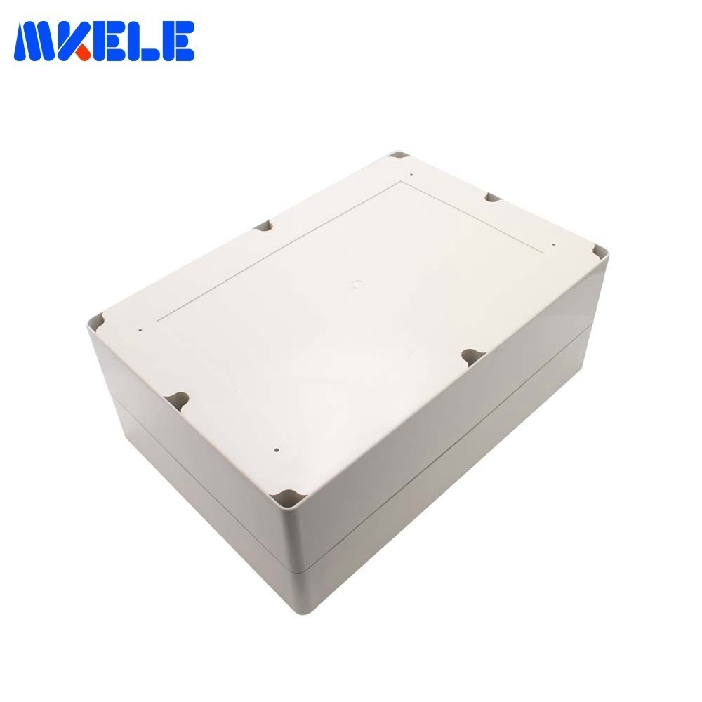 Waterproof 380 260 140mm Plastic Electronic Project Box Enclosure Cover Case IP65 Large Junction Box