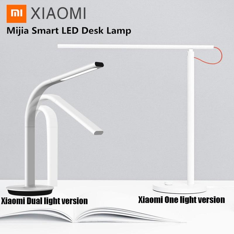 Xiao mi mi jia mi Smart led lampe de bureau vêtements de protection Dim mi ng lampe de lecture WiFi Enab led Travail avec Alexa mi maison APP télécommande