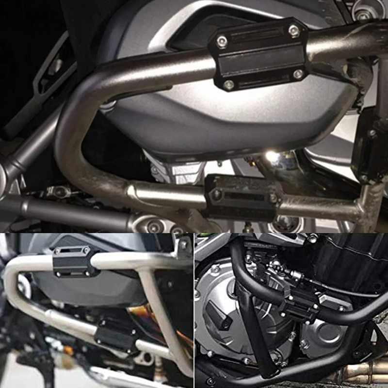 SPEEDWOW 22-28 мм мотоцикл от поломок двигателя бар защитный бампер декоративный защитный блок защиты декоративный блок для BMW HONDA