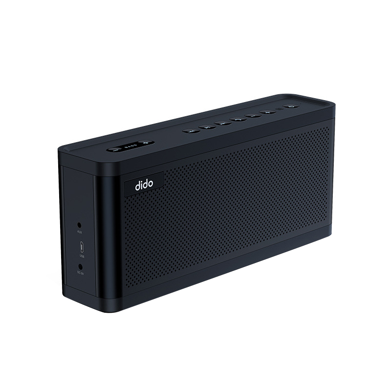 dido T108 Wireless Bluetooth Speaker Phone Overweight Subwoofer Car Home Portable Mini Speaker