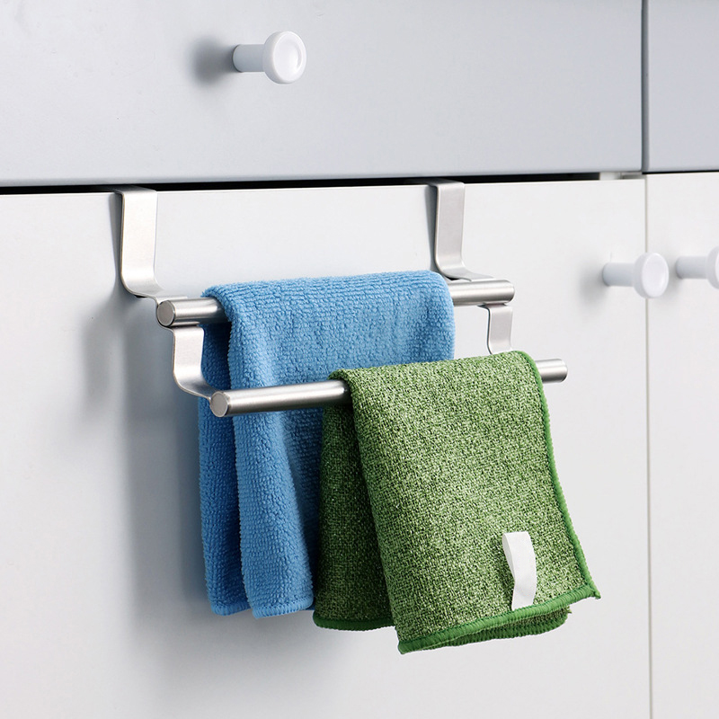 1 Pcs Drawer Hook Storage Kitchen Towel Over Holder