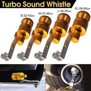 top 10 largest universal car turbo sound whistle muffler