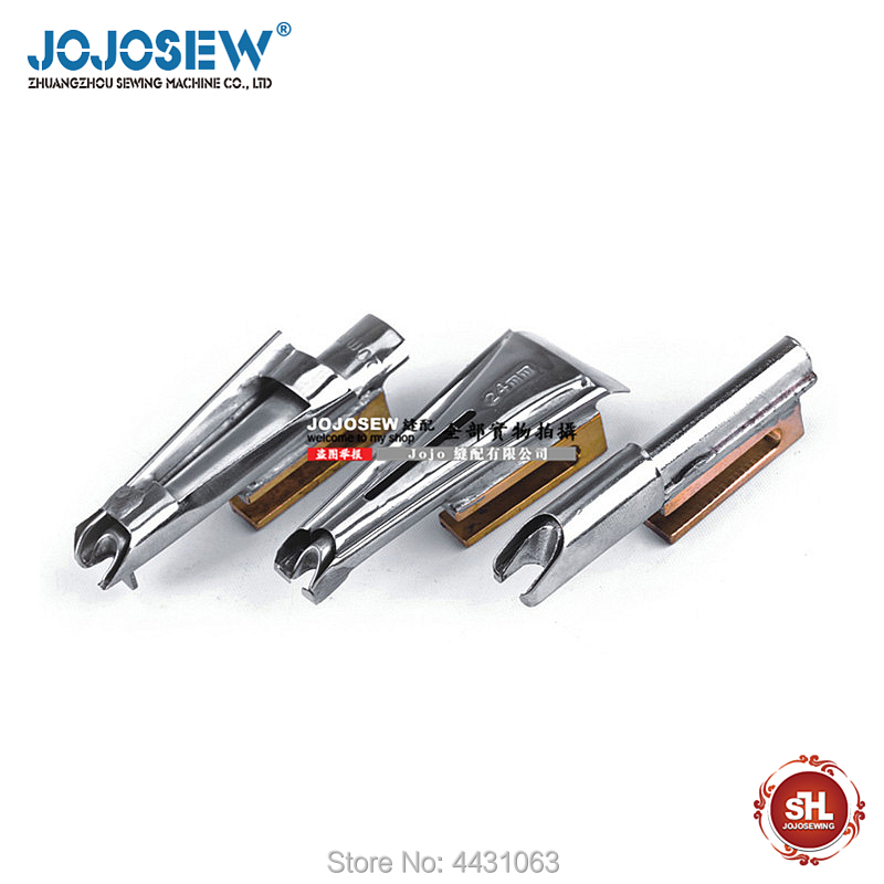 246 1341 8B 335 Industrial Sewing Machine Edger Assembly  Edge Pull Cylinder Pressure Foot Binding Head