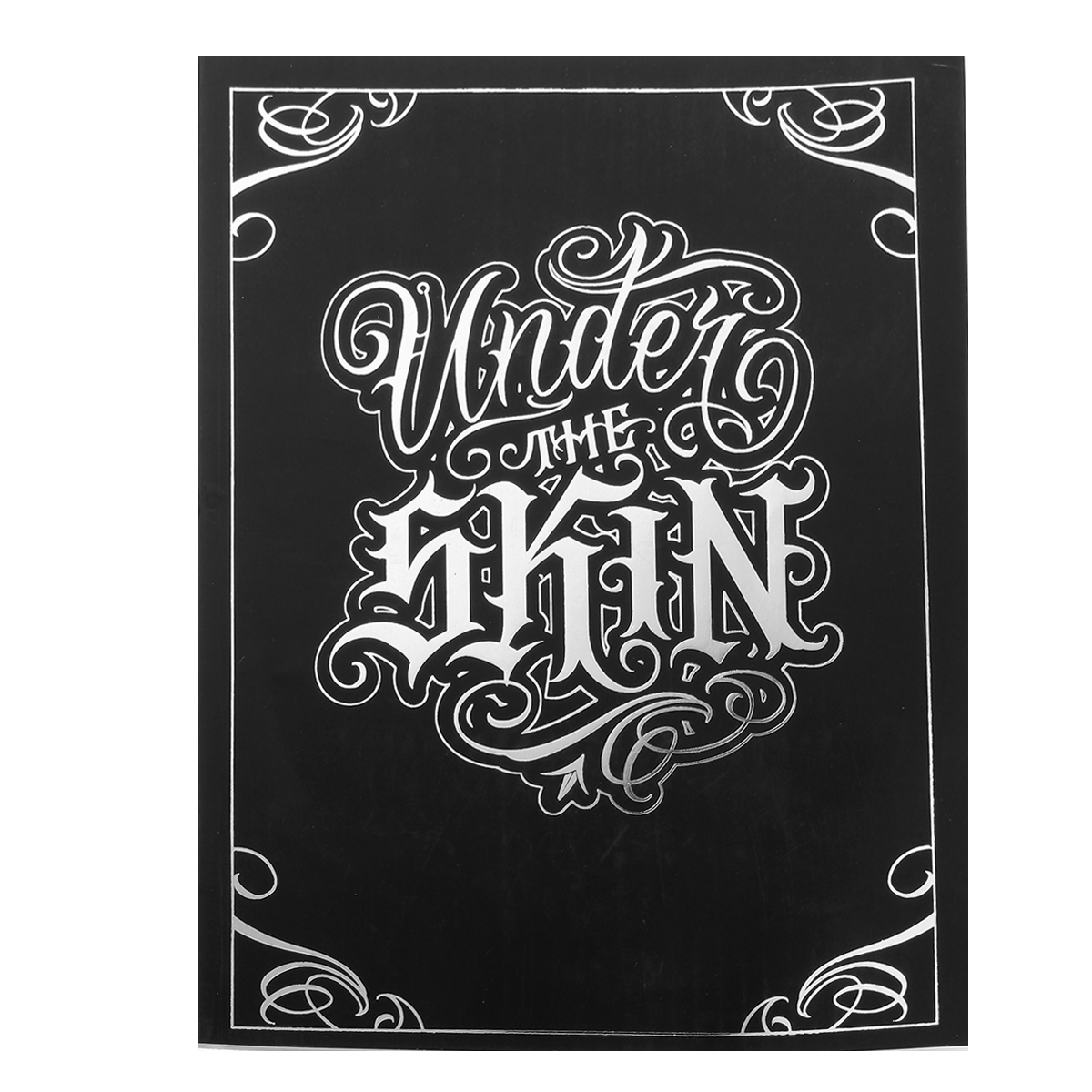 New 96 Pages Chicano Calligraphy Font Lettering Tattoo Book Writing