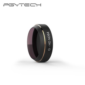 Image 1 - PGYTECH for DJI Mavic Pro ND4/8/16/32/64 Camera Lens Filter HD Multi Layer Coating Reducing Cama Lens ND Filter Accessories