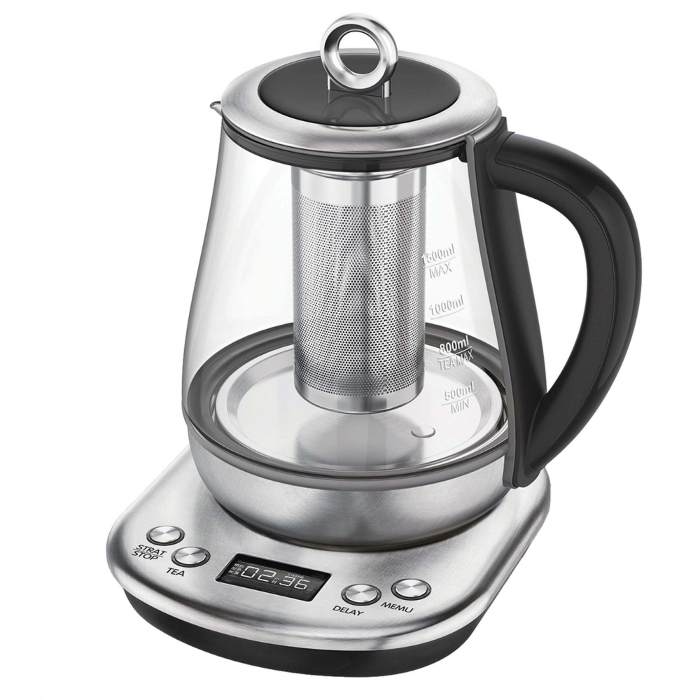 Kettle electric GEMLUX GL-TK1597 цена и фото
