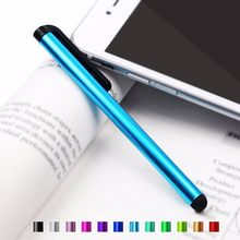 Universal Capacitive Touch Screen Stylus Pen for iPhone 7 7s iPad Air 2/1 Mini 2/3 Suit for Universal Smart Phone Tablet PC Pen(China)