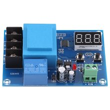 220V Lead-acid Lithium Battery Charging Controller Protection Board 12V 24V 48V