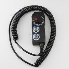 Будущее EHDW-CE5S-IM ручной импульсный генератор-электронный маховик для станка с ЧПУ электронный маховик, ручное колесо с ЧПУ
