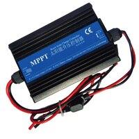 24V 72V MPPT Boost Solar Charge Controller Solar Panel Battery Regulator Safe Protection 4 LED digital tube current time Display