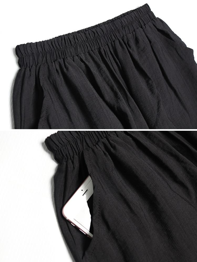 Deat Femme Pantalon En Plissée Large down Wd63201 Manches Printemps 2019 Haute Pour Taille Vêtement Mew Turn Mode Black souris Bas Chauve Col OYqYaUrw
