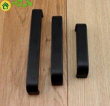 3.75 5 6.3 Drawer Handles Pulls Knobs Black Dresser Hardware Door Rustic Kitchen Cabinet