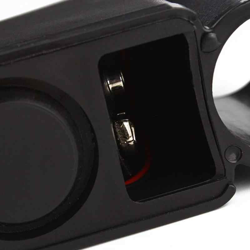Sepeda Sandi Alarm Kunci Elektronik Tahan Hujan Sepeda Anti-Theft Device untuk Sepeda Mountain Bike Anti-Theft kunci