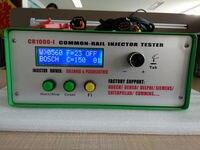CR1000 I ЦНИИ давления коллектора системы впрыска топлива тестер для диагностики пьезофорсунок для bsocch, DENSSO Делфи высокого качества рогатого