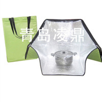 High Quality Solar Oven Camp Cooking Supplies Oven Solar Heating Box Outdoor Stoves