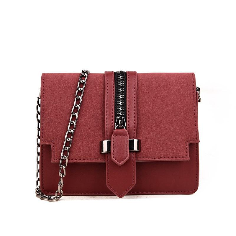 Steven Brand Chain Ladies Women Messenger Bag Luxury Handbags Women Bags Designer High Quality Crossbody Bags