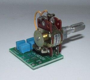 Image 1 - DYKB اليابان AIKO 100K متساوية أعلى مستوى التحكم في مستوى الصوت لوح مهايئ الجهد المزدوج زيادة عالية التردد وتردد منخفض
