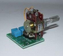 Dykb日本愛子 100 18k等ラウドネスボリュームコントロールデュアルポテンショメータアダプタボード増加高周波と低周波