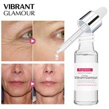Argireline Collagen Peptides Face Serum Cream Anti-Aging Wrinkle Lift Firming Whitening Moisturizing Skin Care цена