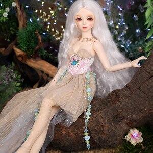 Image 5 - Fairyland Minifee EVA 1/4 BJD SD Bambole Modello Delle Ragazze Dei Ragazzi Occhi Giocattoli di Alta Qualità Negozio di Figure In Resina FL