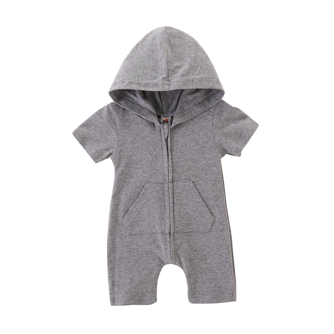 Brand New Born Newborn Toddler Infant Baby Boys Girl Casual Romper Jumpsuit Cotton Short Sleeve Clothes Summer Sunsuit Outfits