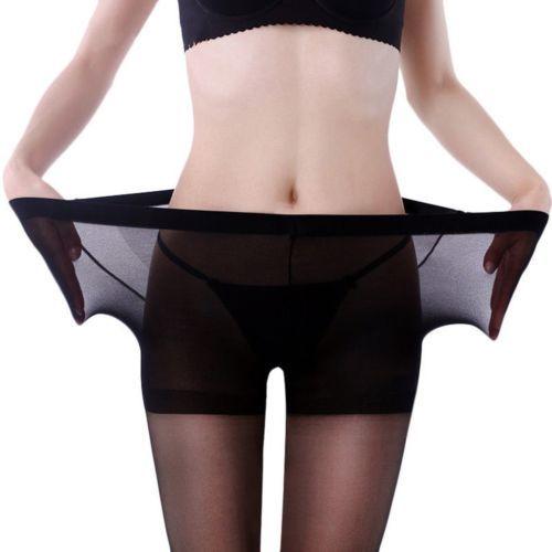 Femmes collants Sexy amélioré Super élastique magique serré soie bas maigre jambe collants chauds