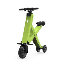 310434/36v 8 inch Intelligent folding electric car / balance scooter lithium battery scooter/Rubber tires/