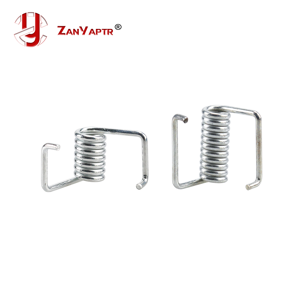 10Pcs/Lot 3D Printer Accessories Stainless Steel Timing Belt Locking Springs Torque Spring Wide 6MM 10MM