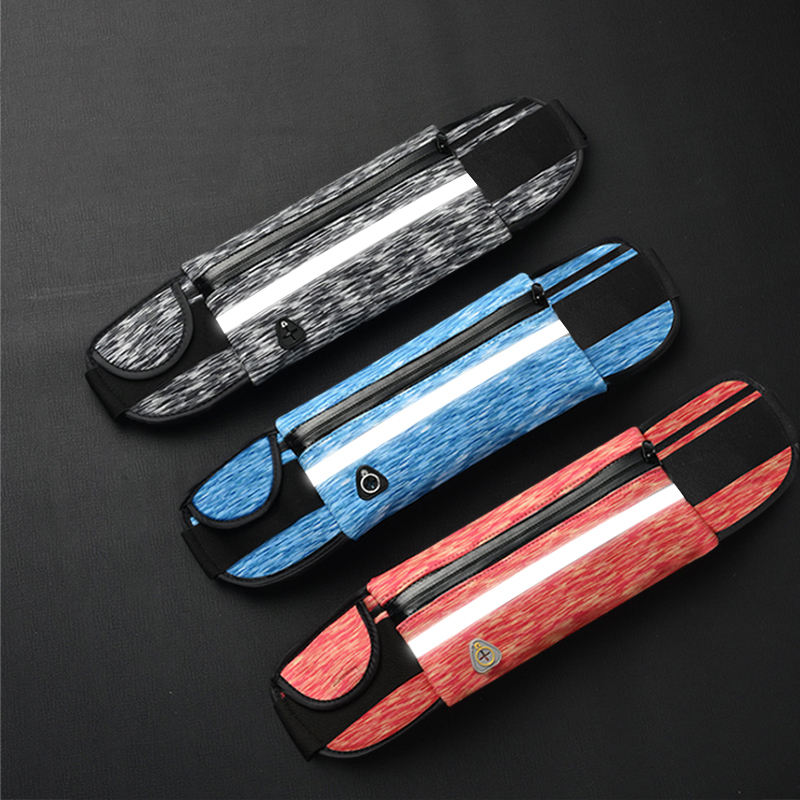 Sports Bag Women Waist Bag Waterproof Nylon High Quality Belt Bags Fanny Pack Girls Sling Bags New Fashion Mobile Phone Pouch in Waist Packs from Luggage Bags