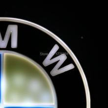 цена на 8.2x8.2 cm 4D led car light for BMW X1/X3/X5/X6 1/2/3/4/5/6/7- Series M2/M3/M4/M6 i3/i8 Z4