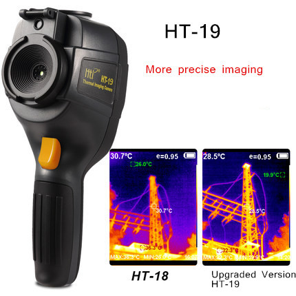 Professional Infrared Thermal Imager Camera With Ergonomic Handle 1