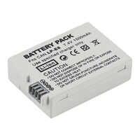 Batterie LP-E8 Bateria LP-E8 Lp E8 Pour Canon 550D 600D 650D 700D X4 X5 X6i X7i T2i T3i T4i T5i DSLR Caméra 0.11