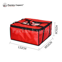 20inch Party Pizza New Food delivery bag for Pizza thermal bag pizza delivery insulation bag PEHS525225