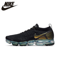 Nike Official Air Vapormax Flyknit 2 Men's Running Shoes Outdoor Air Cushion Sports Sneakers # 942842