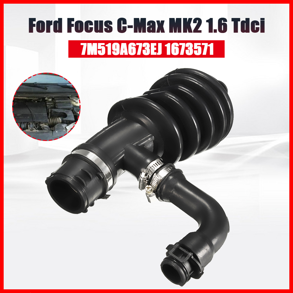 Engine Air Intake Hose Pipe For Ford Focus MK2 II  C-Max 1.6 TDCi 2003-2012