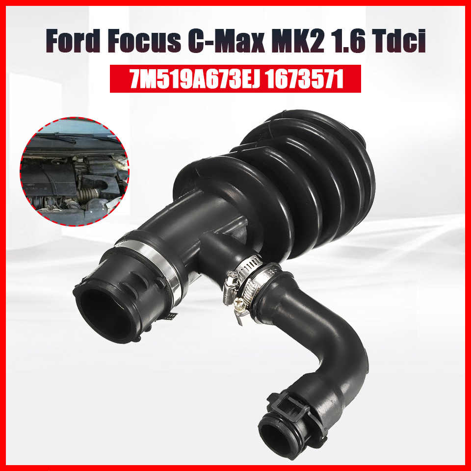 FOR FORD FOCUS 2 3 C-MAX AIR FILTER INTAKE HOSE PİPE GASKET 7M519A673EJ