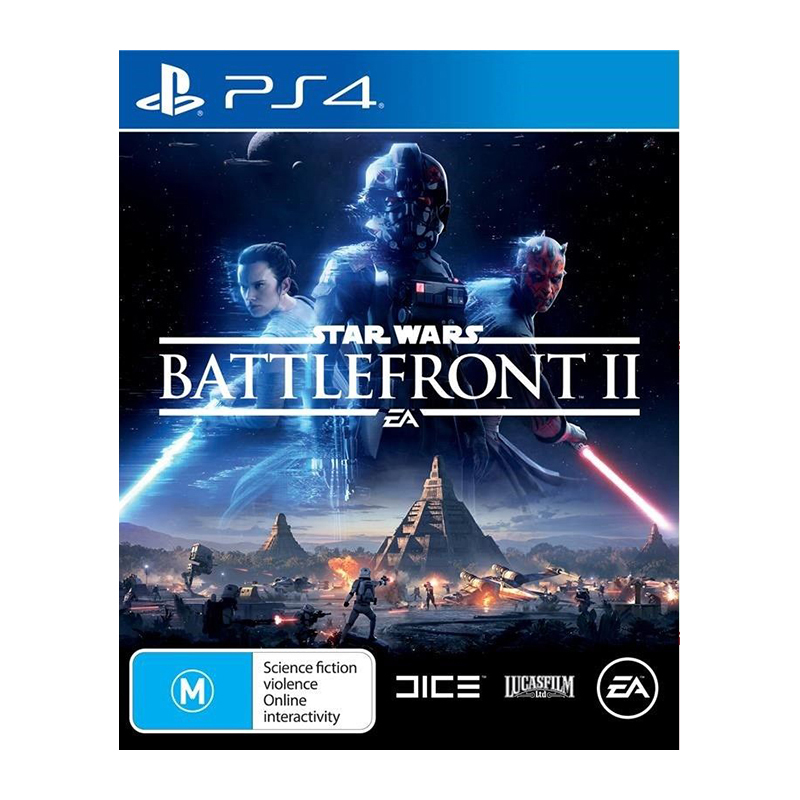 Game Deals PlayStation Star Wars Battlefront II  Consumer Electronics Games & Accessories playstation 4 1tb игра star wars battlefront